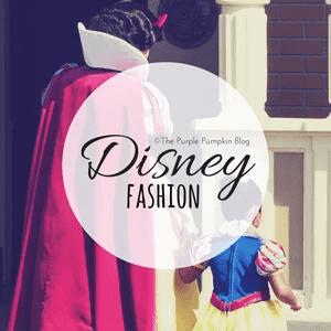 Disney Fashion on The Purple Pumpkin Blog