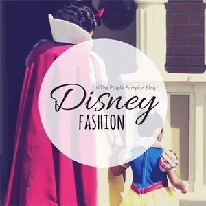Disney Fashion on The Purple Pumpkin Blog