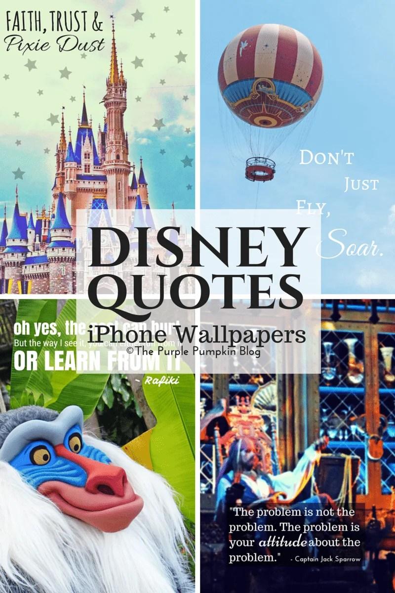 Disney Quotes Iphone Wallpapers 100daysofdisney