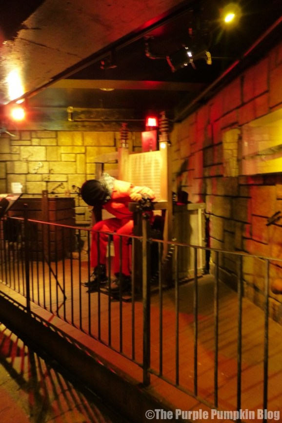 Electric Chair at Ripley's Believe It or Not London