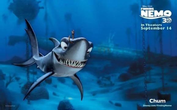 Finding Nemo - Chum