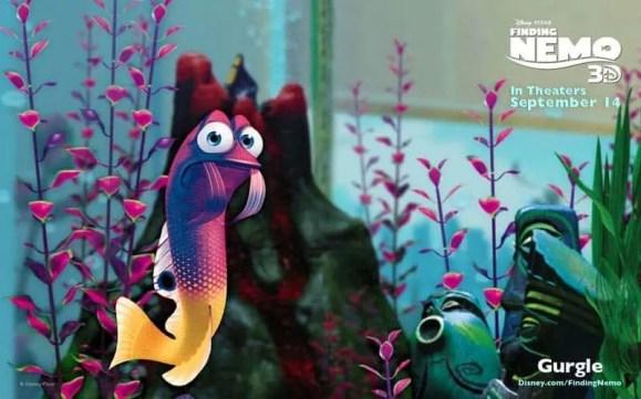Finding Nemo #100DaysOfDisney