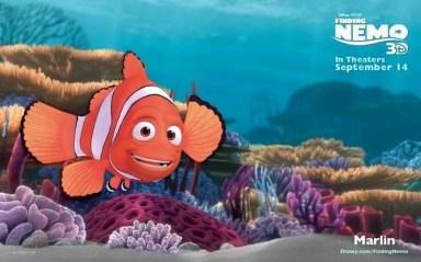 Finding Nemo - Marlin