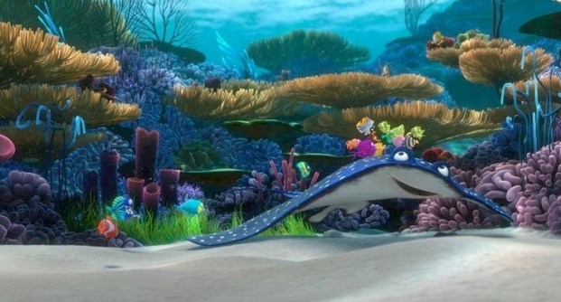 Finding Nemo - Mr Ray