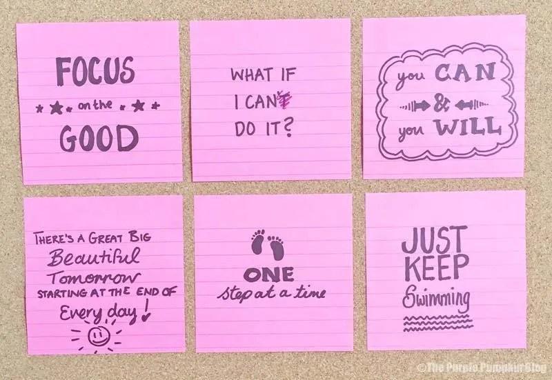 Positive Affirmations - Make It Happen