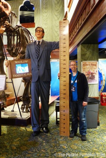 Remarkable People at Ripley's Believe It or Not! London