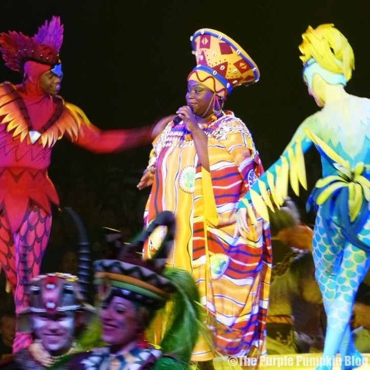 Animal Kingdom - Festival of the Lion King (6)