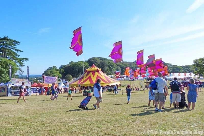 Camp Bestival Family Festival