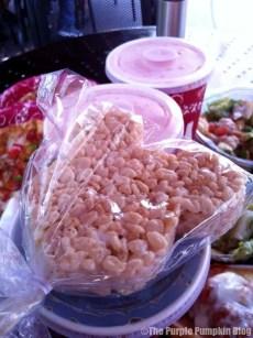 Disney Snacks - Mickey Rice Crispy Treat