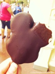 Disney Snacks - Mickey Premium Ice-Cream Bar