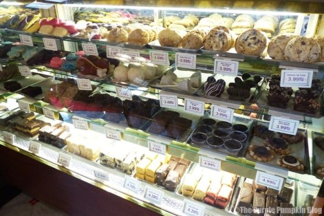 Disney Snacks - Boardwalk Bakery