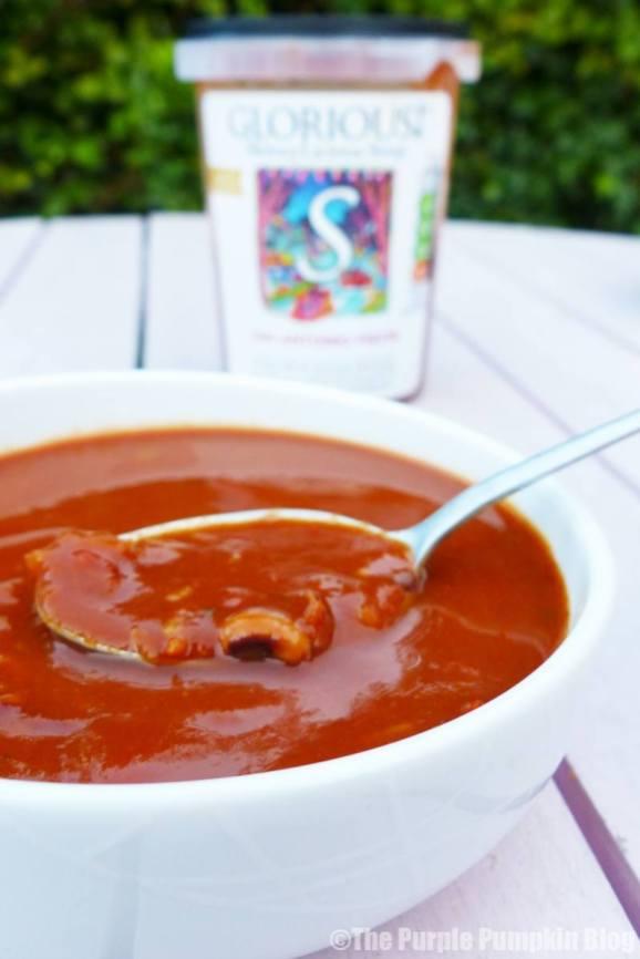 San Antonio Fiesta - Glorious SkinnyLicious Soups