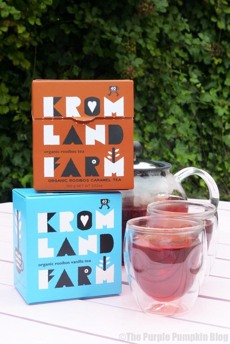 Kromland Farm's Organic Tea