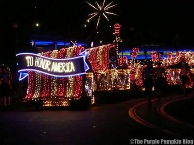 Main Street Electrical Parade -Magic Kingdom 2011
