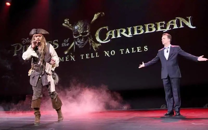Pirates of the Caribbean 5 - D23