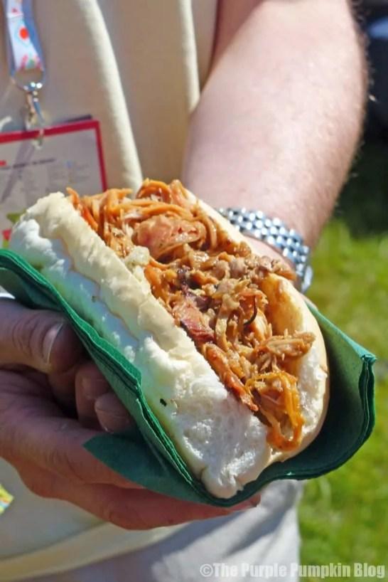 Whole Hog Roast at Camp Bestival