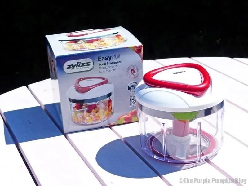 Zyliss EasyPull Food Processor