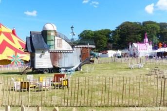 Oberon's Observatory - Camp Bestival