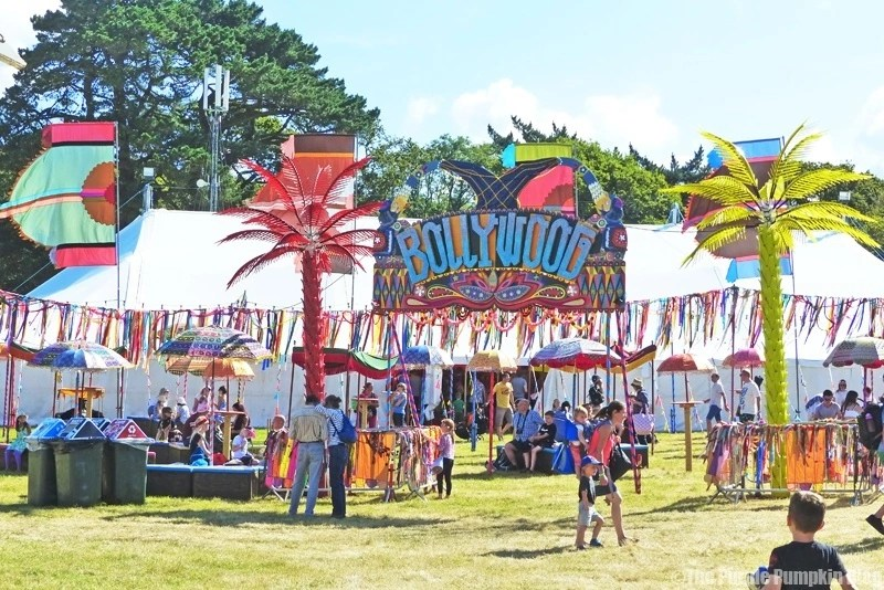 Bollywood - Camp Bestival