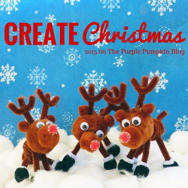 Create Christmas 2015 on The Purple Pumpkin Blog