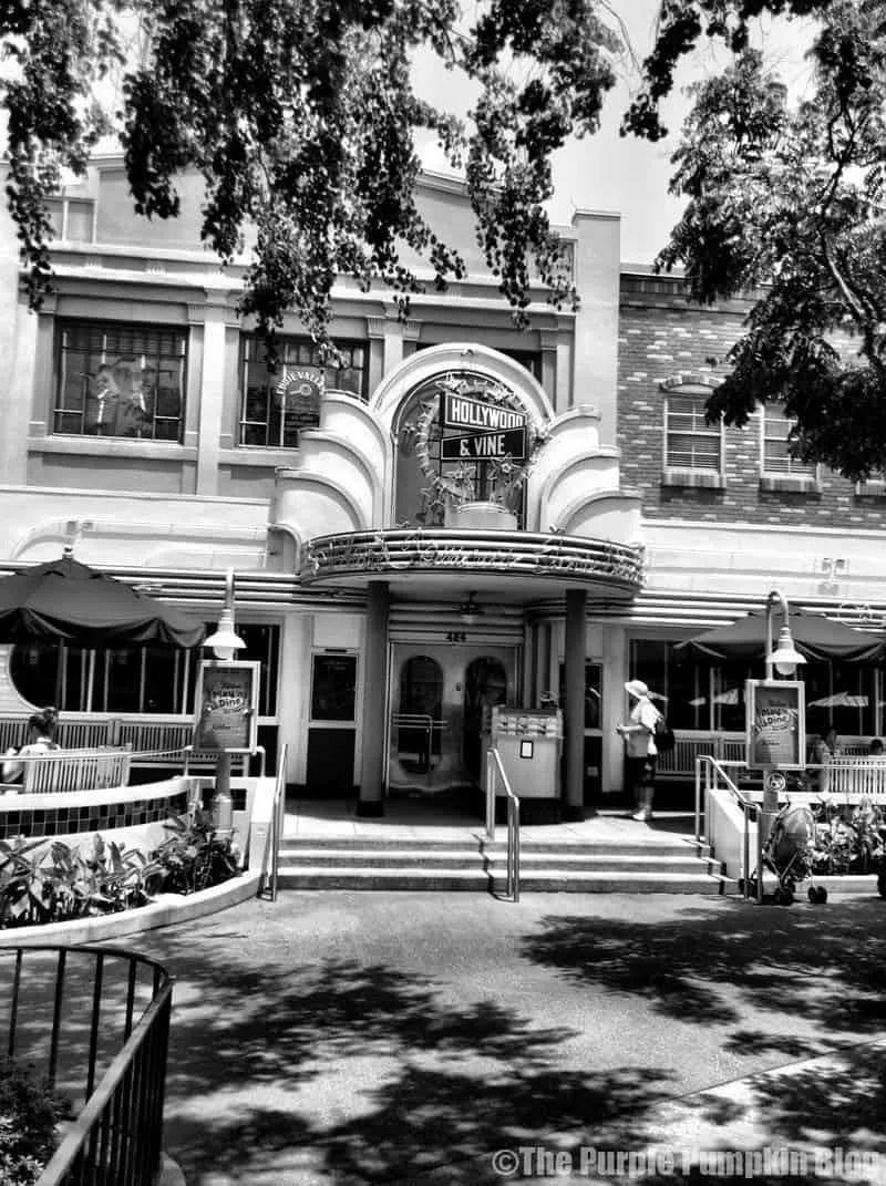Hollywood + Vine - Disneys Hollywood Studios