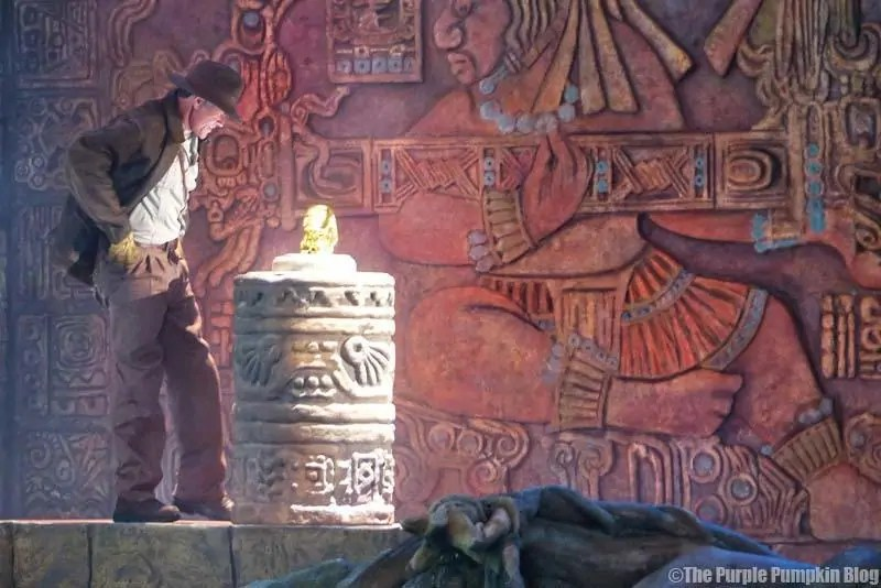 Indiana Jones Epic Stunt Spectacular - Disney Hollywood Studios