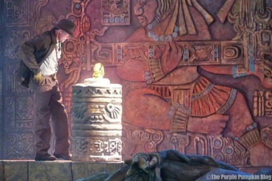 Indiana Jones Epic Stunt Spectacular - Disney Hollywood Studios