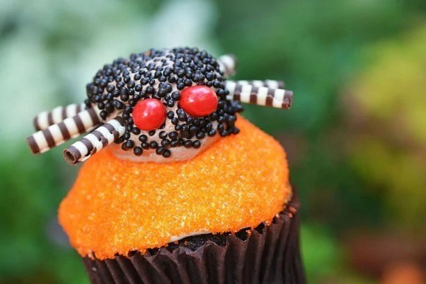 Mickey's Not So Scary Halloween Party Treats
