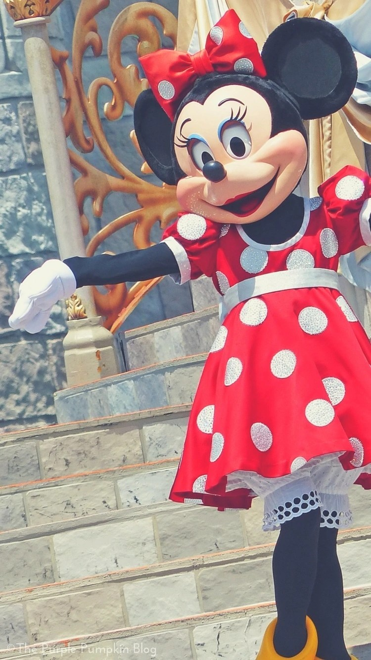 Minnie Mouse iPhone Disney Wallpapers