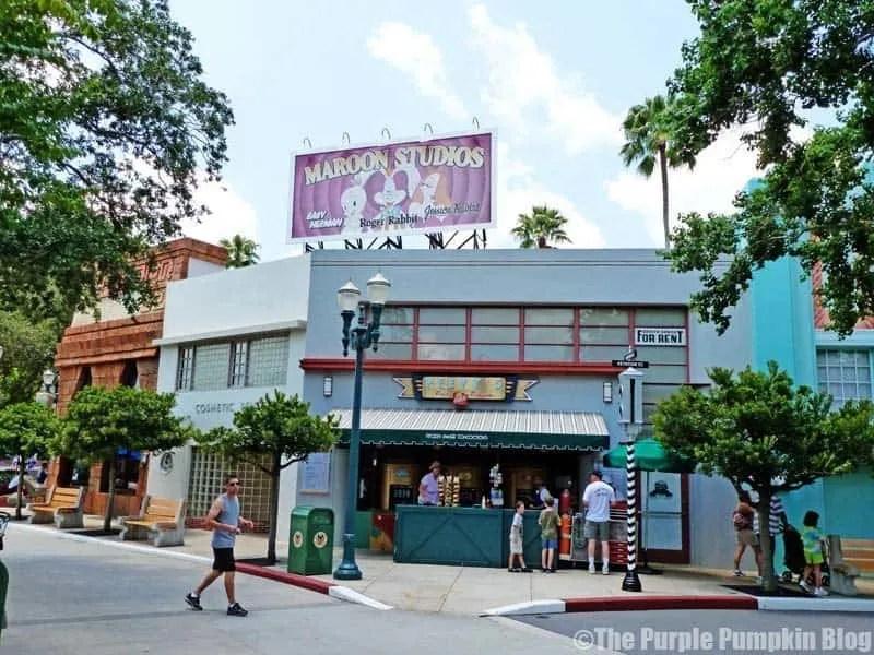 Peevy's Polar Pipeline - Disneys Hollywood Studios