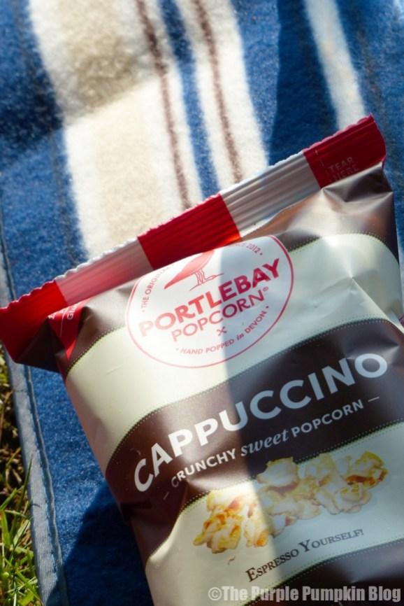 Portlebay Popcron - Cappuccino