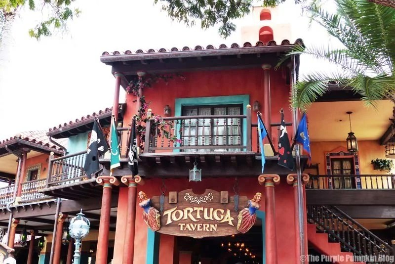 Tortuga Tavern - Magic Kingdom
