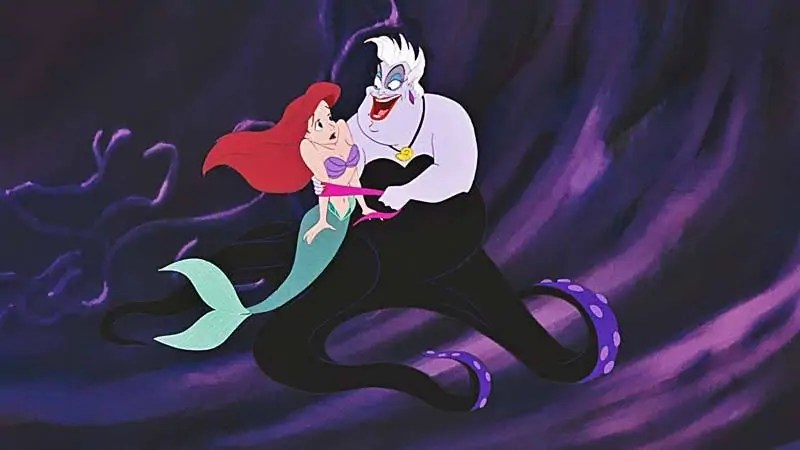 Ursula The Little Mermaid