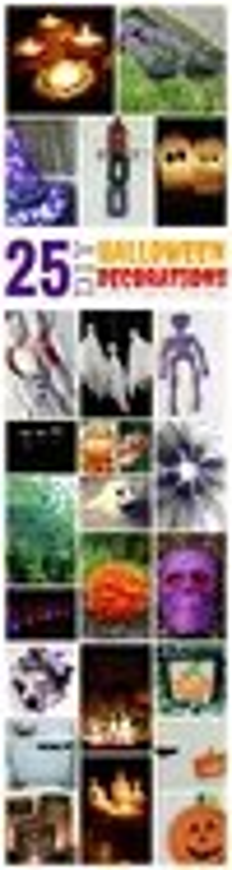 25 DIY Halloween Decorations Crafty October Day 18