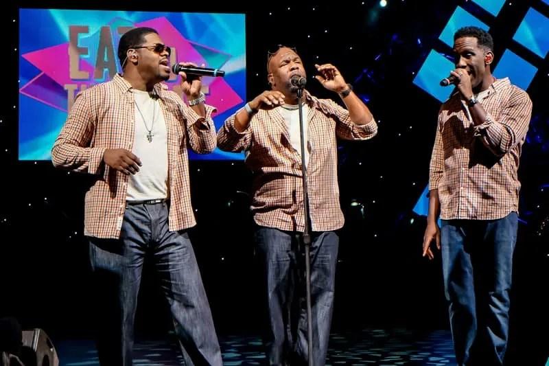 Boyz II Men - Eat To The Beat