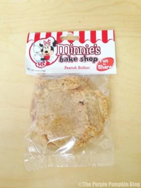 Disney Peanut Butter Cookies