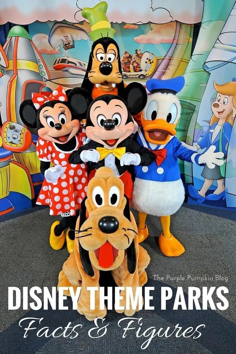 Disney Theme Parks Facts + Figures