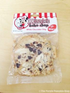 Disney White Chocolate Chip Cookies