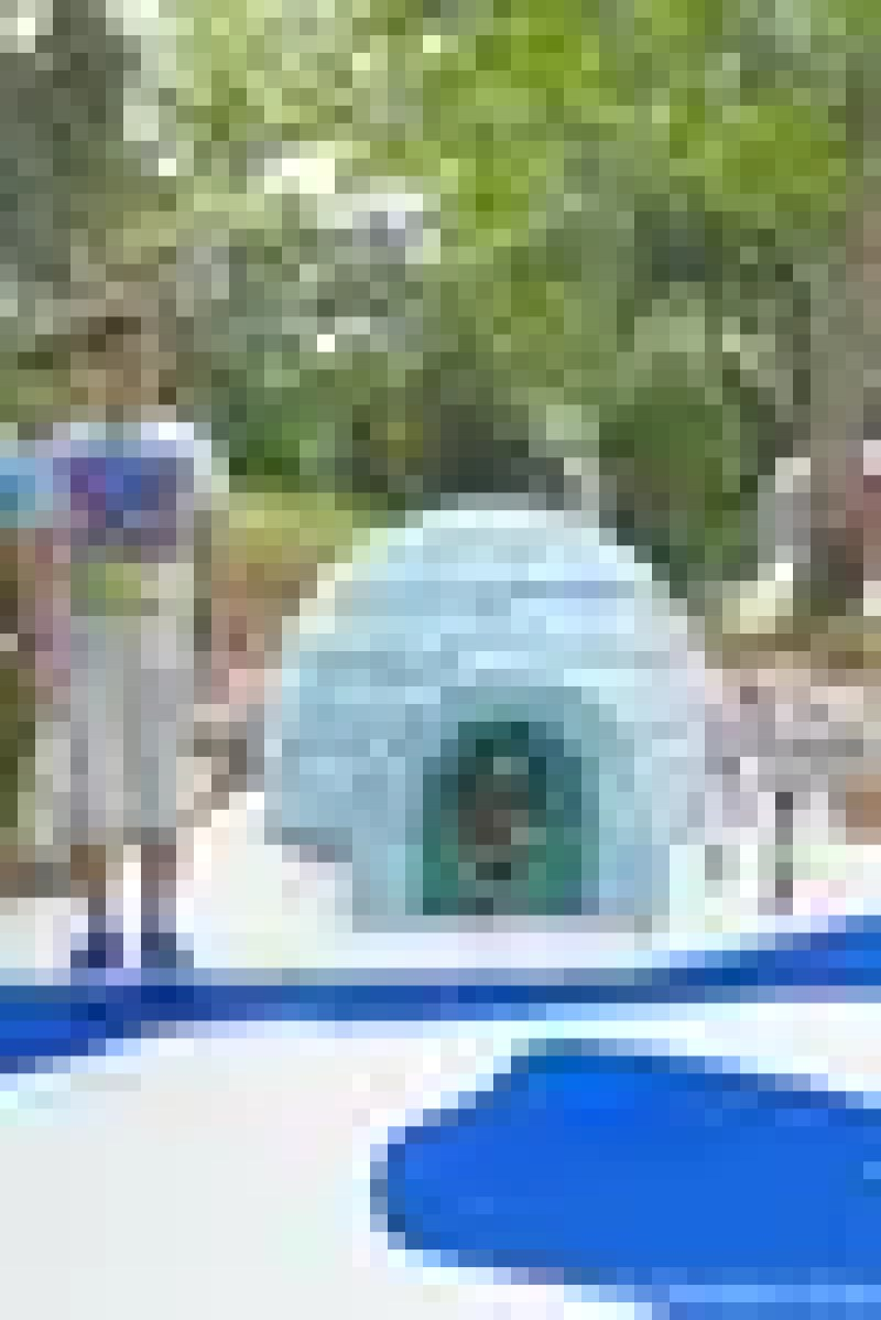 Disney Winter Summerland Miniature Golf(30)