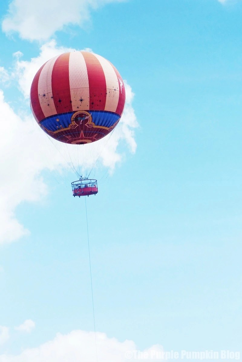 Characters in Flight - Disney Springs