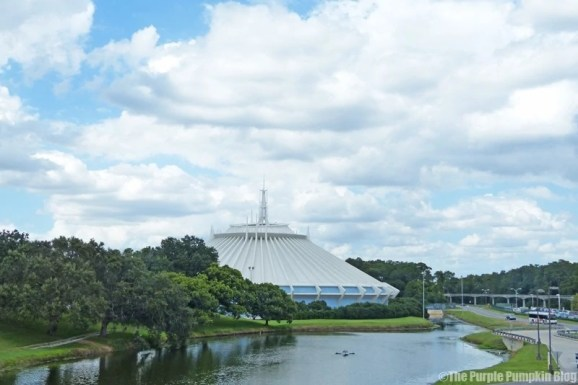 Magic Kingdom - Space Mountain