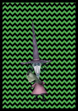 Nightmare Before Christmas - Shock - Banner