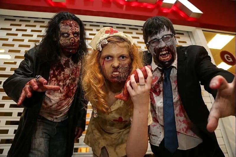 Zombie Walk Southend