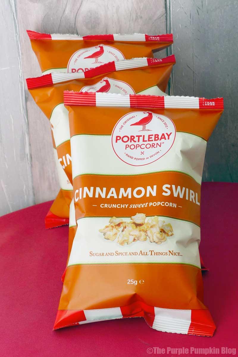 Portlebay Popcorn - Cinnamon Swirl
