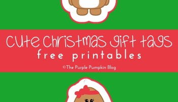 Free printable wrapping paper gift tags cute christmas gift tags free printables negle Images