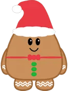 Gingerbread Man - The Purple Pumpkin Blog
