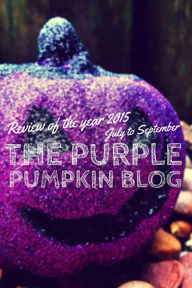 Review of the Year 2015 - July to September