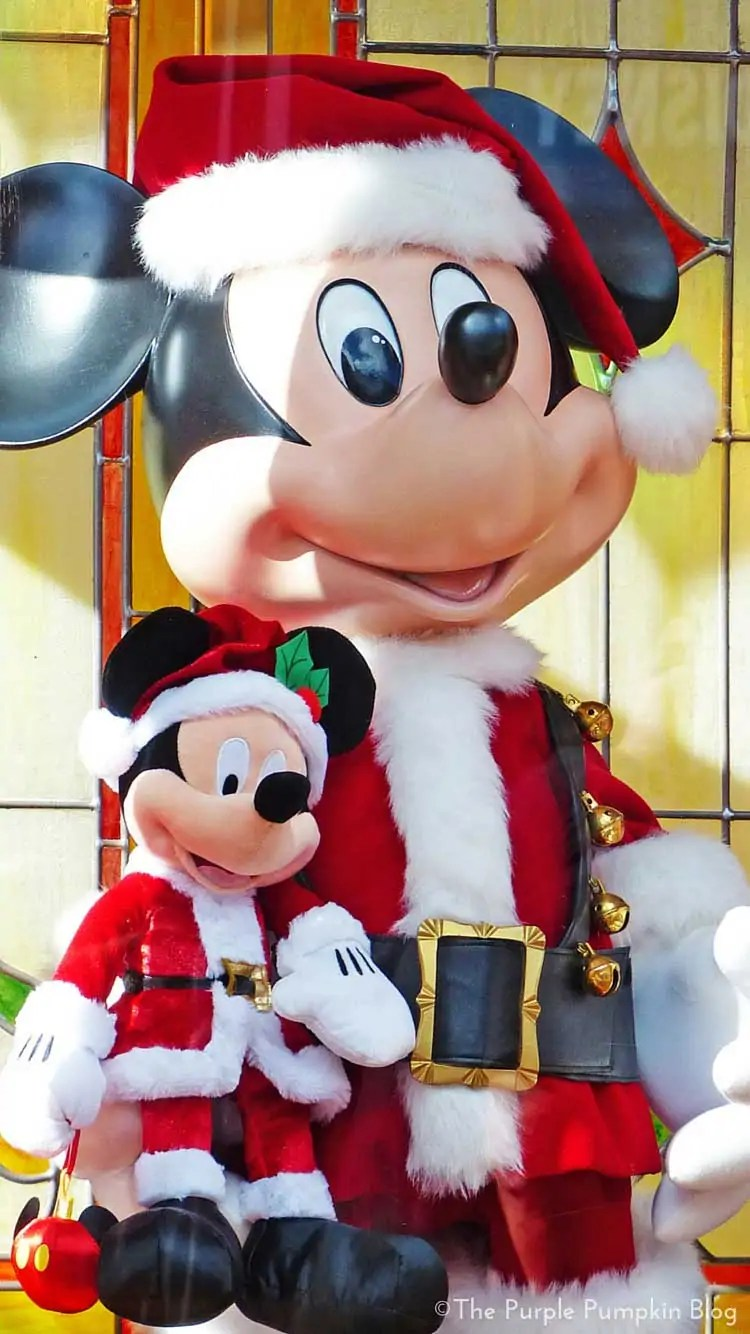 Walt Disney World Christmas iPhone Wallpapers - Free Download