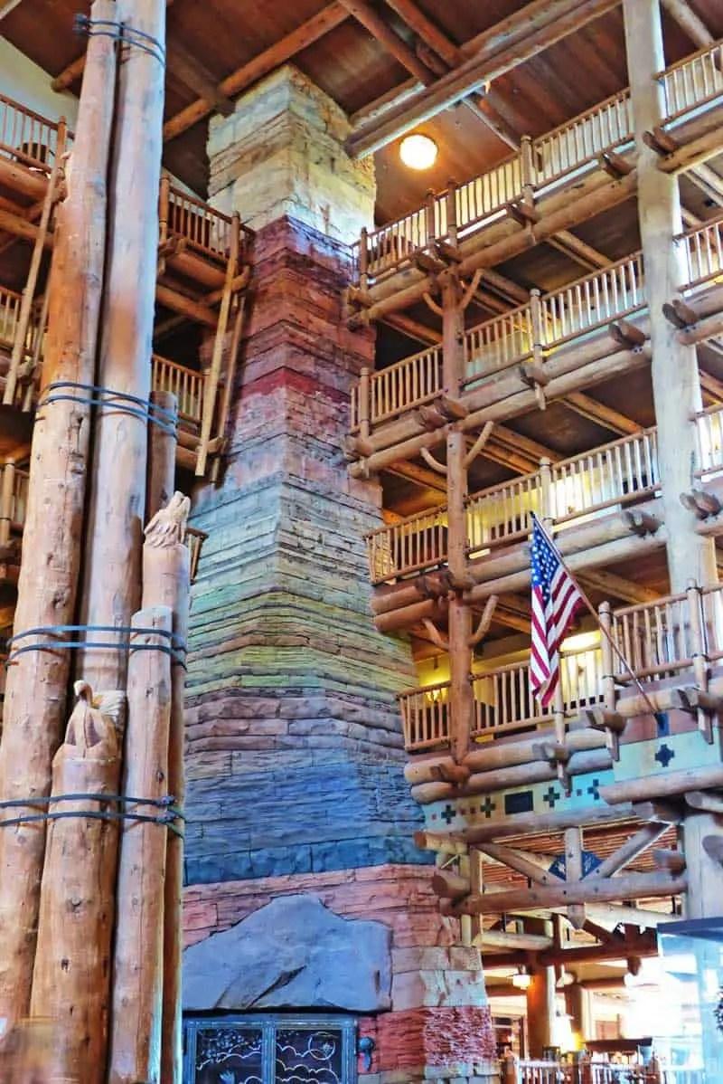 Disneys Wilderness Lodge