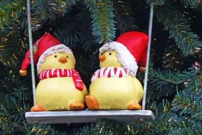Christmas Tree - Disneyland Paris